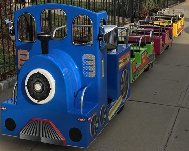 Children's Train Ride Rental Bloomington IL
